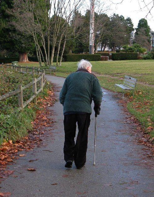 senior loneliness