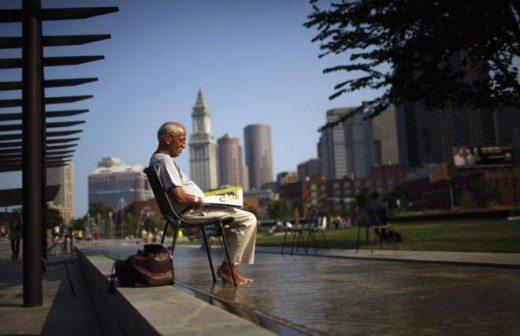 Boston Heatwave Courtesy IB Times