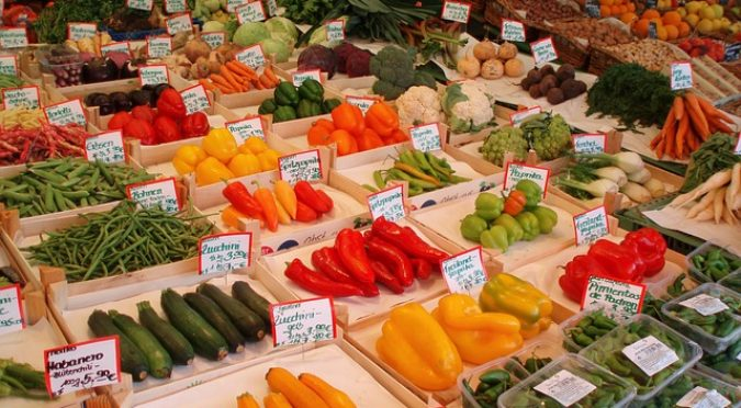 healthy eating guidelines for older adults