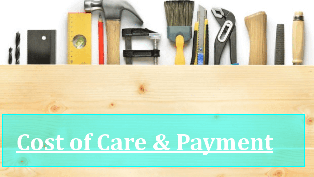 cost of care and payment