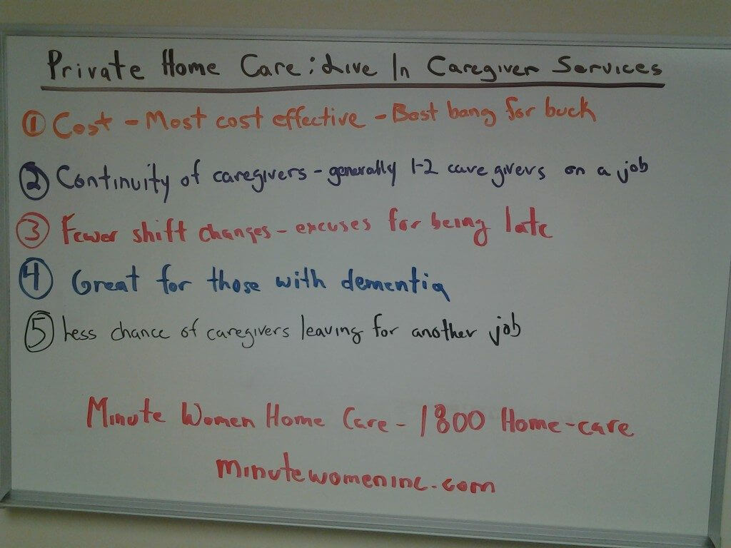 live-in home care services