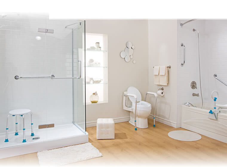 Bathroom Death Traps For Seniors And Preventing Them - Best flooring for seniors