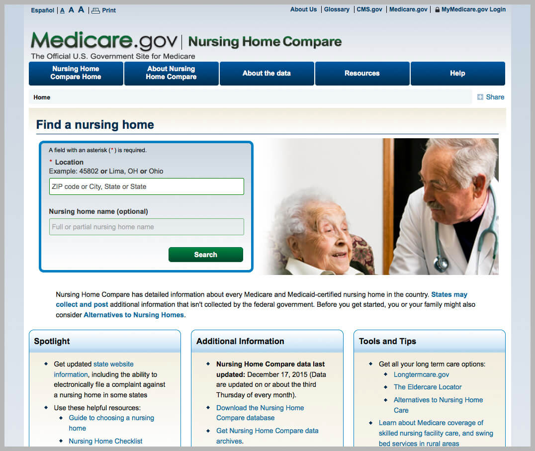 Nursing Home Reviews