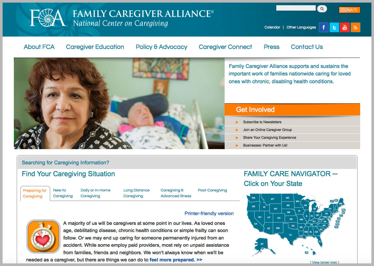 Family Care Giver