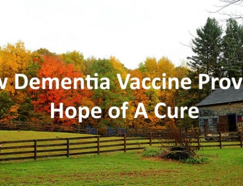 New Dementia Vaccine Provide Hope of A Cure