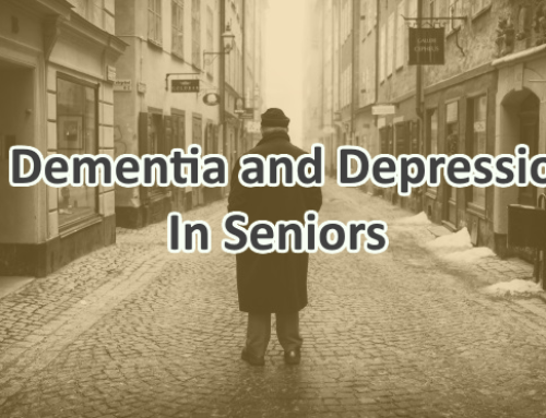 Dementia and Depression In Seniors