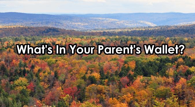 parents wallet