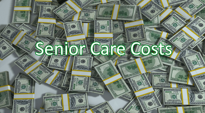senior care costs