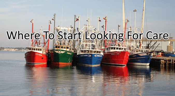 start looking for care
