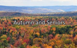 Autumn and Seniors