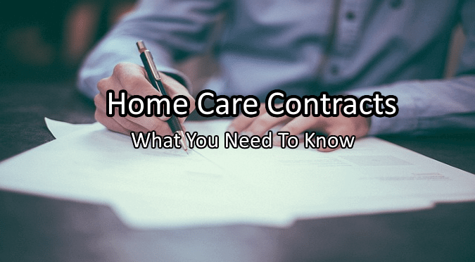Home Care Contracts