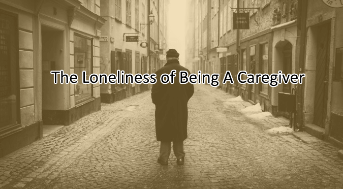 caregiver loneliness