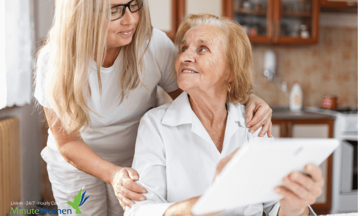 Senior Personal service helps elderly increase their quality of life